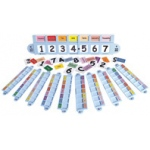 Didax Place Value Magic Ruler: Classroom Kit, Grades 2-5