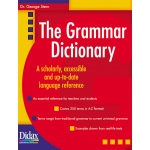Didax The Grammar Dictionary: Grades 4-12