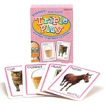 Didax Language Triple Play Game: Vowel Sounds, Grades PreK-2