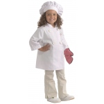 Brand New World Community Helper Costumes: Chef, Ages 3 to 6x