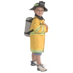 Brand New World Community Helper Costumes: Firefighter, Ages 3 to 6