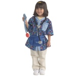 Brand New World Community Helper Costumes: Nurse, Ages 3 to 6