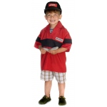 Brand New World Community Helper Costumes: Mechanic, Ages 3 to 6
