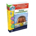 Didax Interactive Whiteboard Reading Skills Series: Comprehension, Grades 3-8