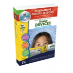 Didax Interactive Whiteboard Reading Skills Series: Literary Devices, Grades 3-8