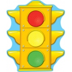 Stoplight Two Sided Decorations