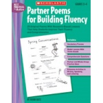 Didax Partner Poems for Building Fluency: Grades 2-4