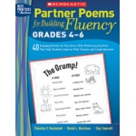 Didax Partner Poems for Building Fluency: Grades 4-6