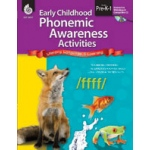 Didax Early Childhood Phonemic Awareness: Grades PreK-2