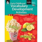 Didax Early Childhood Vocabulary Development: Grades PreK-2