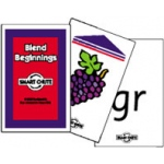 Didax Blend Beginnings Card Set: Grades 2-4