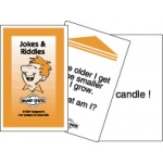 Didax Jokes & Riddles Card Set: Grades 3-5