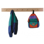 Jonti-Craft Coat Locker: Small Wall Mount