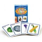 Didax Language Triple Play Games: Rhyming Words, Grades K-3