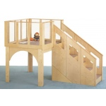 Jonti-Craft Tots Loft: 24 to 36 Months