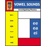Didax Investigating Phonics: Vowel Sounds, Grades 1-3