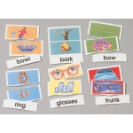 Didax Same Word Different Meaning: Homonyms Puzzles, Grades 2-4