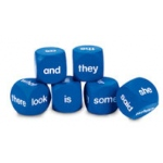Didax Sight-Word Cubes: Grades K-2