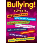 Didax Bullying in a Cyber World Poster Set: Grades 2-5