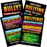 Didax Bullying Poster Set: Grades 3-8