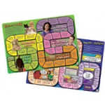 Didax Personal & Emotional Skills Board Games: Grades 4-6