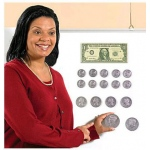 Big Money Magnetic Coins And Bills