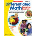 Didax Differentiated Math Learning Centers: Grades K-2