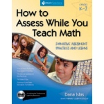 Didax How to Assess While You Teach Math: Grades K-2