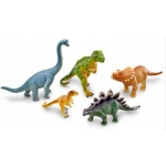 Jumbo Dinosaurs Set Of 5