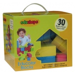 Educolor Blocks 30 Pcs