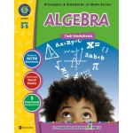 Classroom Complete Regular Edition Book: Algebra - Task Sheets, Grades 3, 4, 5