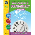 Classroom Complete Regular Edition Book: Data Analysis & Probability - Drill Sheets, Grades PK, K, 1, 2