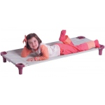Mahar Standard Cot Dolly Assembled in Multi-Color