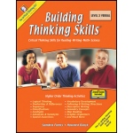 Building Thinking Skills Level 3 Verbal
