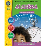 Classroom Complete Regular Education Book: Algebra - Task & Drill Sheets, Grades - 3, 4, 5
