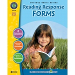 Classroom Complete Regular Education Book: Reading Response Forms, Grades - 1, 2