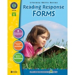 Classroom Complete Regular Education Book: Reading Response Forms, Grades - 5, 6