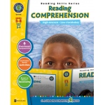 Classroom Complete Regular Education Book: Reading Comprehension, Grades - 5, 6, 7, 8