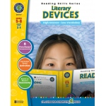 Classroom Complete Regular Education Book: Literary Devices, Grades - 5, 6, 7, 8