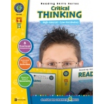 Classroom Complete Regular Education Book: Critical Thinking, Grades - 5, 6, 7, 8