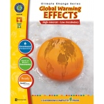 Classroom Complete Regular Education Book: Global Warming - Effects,Grades - 5, 6, 7, 8