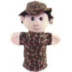 Puppets Machine Washable Soldier