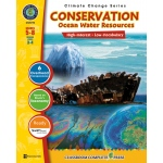 Classroom Complete Regular Education Book: Conservation - Ocean Water Resources, Grades - 5, 6, 7, 8
