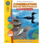 Classroom Complete Regular Education Book: Conservation - Waterway Habitat Resources, Grades - 5, 6, 7, 8