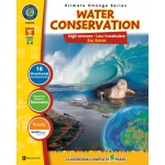 Classroom Complete Regular Education Book: Water Conservation - Big Book, Grades - 5, 6, 7, 8