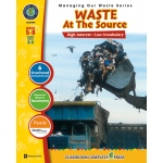 Classroom Complete Regular Education Book: Waste Management - At The Source, Grades - 5, 6, 7, 8