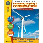 Classroom Complete Regular Education Book: Waste Management - Prevention, Recycling, Conservation, Grades - 5, 6, 7, 8