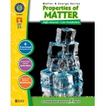 Classroom Complete Regular Education Science Book: Properties of Matter, Grades - 5, 6, 7, 8