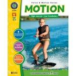 Classroom Complete Regular Education Science Book: Motion, Grades - 5, 6, 7, 8