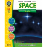 Classroom Complete Regular Education Science Book: Space - Big Book, Grades - 5, 6, 7, 8